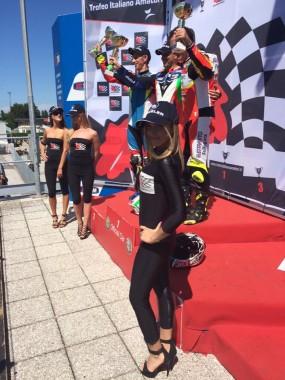 Tanti piloti e gare avvincenti al Marco Simoncelli di Misano nel 3° round