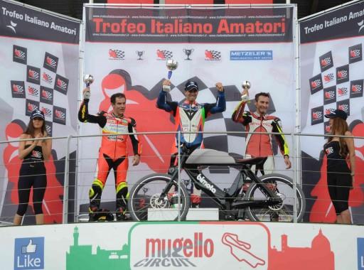 Finale scoppiettante al Mugello per il Trofeo Italiano Amatori 2015