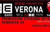 Presenti al Motor Bike Expo, Padiglione 6 – Stand 17V , Gennaio 22, 23 e 24