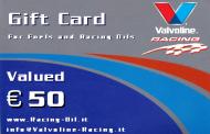 Accordo tra Valvoline Racing e Trofeo Italiano Amatori