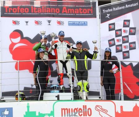 Al Mugello il quarto round del Trofeo Italiano Amatori
