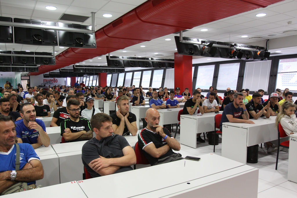 ama 2017 mugello 2.a briefing
