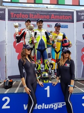 Di scena a Vallelunga il quinto round del Trofeo Italiano Amatori 2017