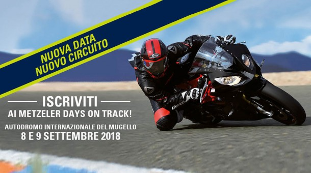 PARTECIPA AI METZELER DAYS ON TRACK