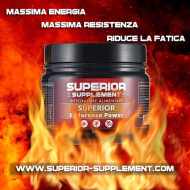 Superior Supplement in pista per il benessere
