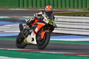 Rossi 1000 Pro gara