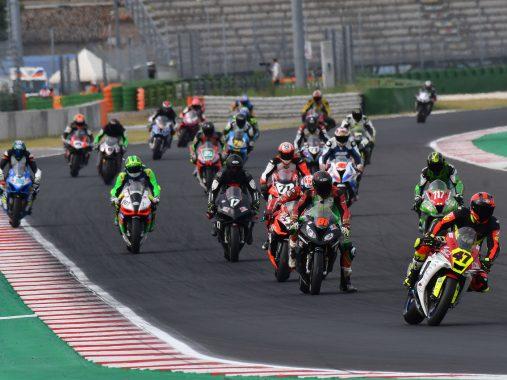 Le classifiche assolute del Trofeo Italiano Amatori 2021